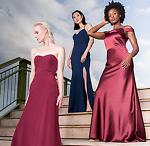 Bridesmaid Sample Dresses UK