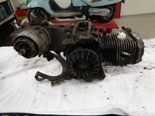 2006 PIAGGIO VESPA ET4 125 SCOOTER MOPED PART ENGINE ASSY RUNNER MOTOR