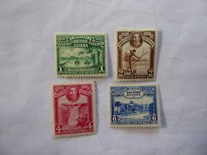 British Guiana 1931 m/mint