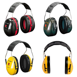 3M PELTOR Gehörschutz Kapselgehörschutz Lärmschutz Kopfhörer Schallschutz Optime