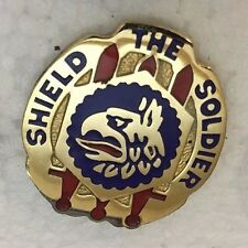 """U S ARMY CREST """"SHIELD THE SOLDIER"""""""