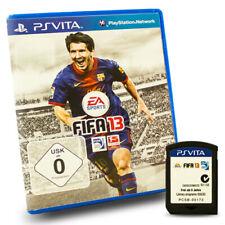 Playstation Vita PS Vita Spiel Fifa 13 in OVP