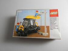 Lego® Eisenbahn 12V Zubehör 1x Set 7821 Reparaturwagen  mit Box