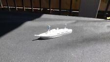 Vintage Diecast Tootsietoy Yacht #130