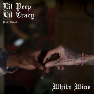 "Lil Peep & Lil Tracy ""White Wine"" Art Music Album Poster HD Print 12 16 20 24"""