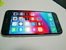 NICE !  APPLE IPHONE 6 32GB SPACE GRAY FOR CRICKET WIRELESS 12.3.1 IOS #452