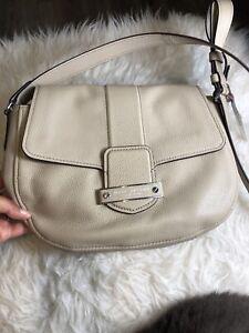 NWT Marc Jacobs Traveler Light SlatePebbled Leather Crossbody Messenger Bag