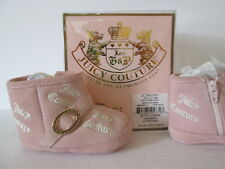 Juicy Coutures, Baby/Infant Pink Girls Boot, Shoes Size 2 ( 3 - 6M ) - JCTNG261