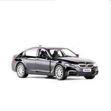 2017 BMW M550i xDrive Model Car Toys 1:36 Open two doors Black New Alloy Diecast