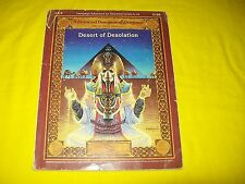 I3-5 DESERT OF DESOLATION DUNGEONS & DRAGONS AD&D SUPERMODULE TSR 9199 3