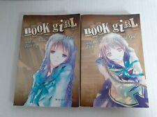More details for mizuki nomura, book girl and the scribe who faced god 1&2 light novel. yen press