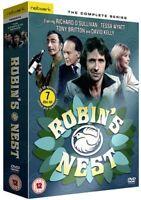 Robin's Nest Series 1 2 3 4 5 6 Complete Season 1-6 Region 2 New DVD (7 Discs)