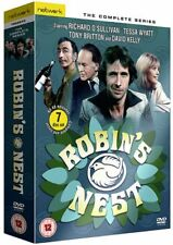 Robin's Nest Series 1 2 3 4 5 6 Complete Season 1-6 Region 2 New DVD (7 Discs)