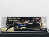 Minichamps Tyrrell Ford 012 DeLonghi 1984 Moaco GP Stefan Bellof 1:43 Limited