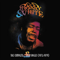 Barry White : The Complete 20th Century Records Singles (1973-1979) CD Box Set