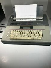 Smith Corona Sd670 Word Processing Typewriter Spell Right Dictionary
