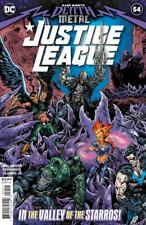 Justice League #54 Nm Liam Sharp Main Cover Death Metal Tie-In 10/6 Presale