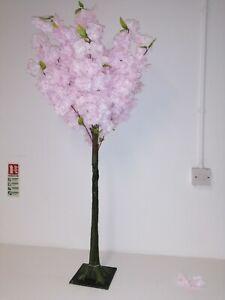 Artificial Blossom Tree 120cm Wedding Event Pink