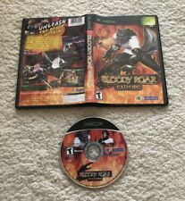 Bloody Roar Extreme (Microsoft Xbox, 2003) Tested & Works 💯 Ships Fast 💨