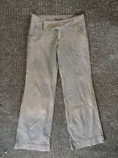 Pants Navy And White Stripe Cotton Drill Size 13 US Guess Jeans