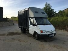 3.5 ton horsebox Ifor Williams van