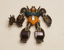 Transformers Bumblebee Cyberverse Adventures Maccadam Complete BAF Stickers