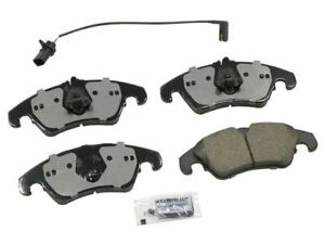 Front Brake Pad Set For 2012-2016 Audi S4 2015 2013 2014 V839MG