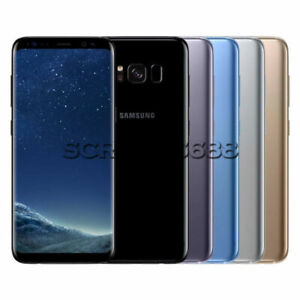 Samsung Galaxy S8 G950 64GB Unlocked 4G Smartphone AT&T Verizon T-Mobile Sprint