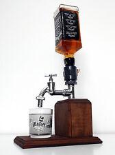Handmade Wooden Alcohol Dispenser / Whiskey dispenser / Liquor dispenser
