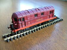 N Gauge London Transport Metropolitan electric loco body shell ...