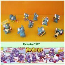 Elefantao 1997 - kinder serie completa