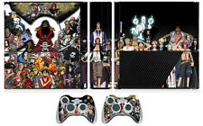 One Piece 275 Vinyl Decal Skin Sticker for Xbox360 Slim E and 2 controller skins
