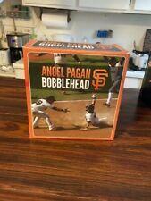 San Francisco Giants Angel Pagan  2014 SGA Bobble Head New in Box