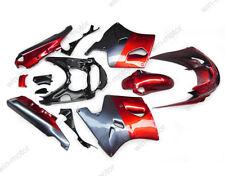 ABS fairing bodywork set for kawasaki ZZR1100 1993-2001 93 94 95 96 97 98 99 red