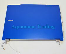 """R003C Dell Latitude E4300 Laptop 13.3"""" LCD Lid Cover W/Hinge Display Cover Panel"""