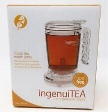 Adagio ingenuiTEA the Ingenious Teapot 16 oz. Loose Leaf Tea BPA Free