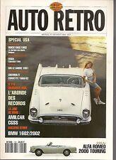 AUTO RETRO 156 ALFA ROMEO 2000 TOURING BUICK 1903 93 INVICTA 4.5S EDSEL CITATION