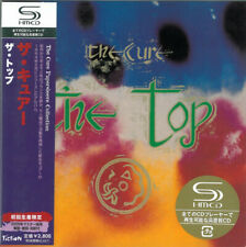 THE CURE, THE TOP, AUTHENTIC LTD ED SHM-CD, JAPAN 2008, UICY-93481 (NEW)