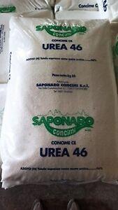 Urea Agricola Concime Azotato sacco da 25 Kilogrammi