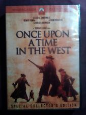 Once Upon a Tim 00004000 e in the West Dvd Oop Htf