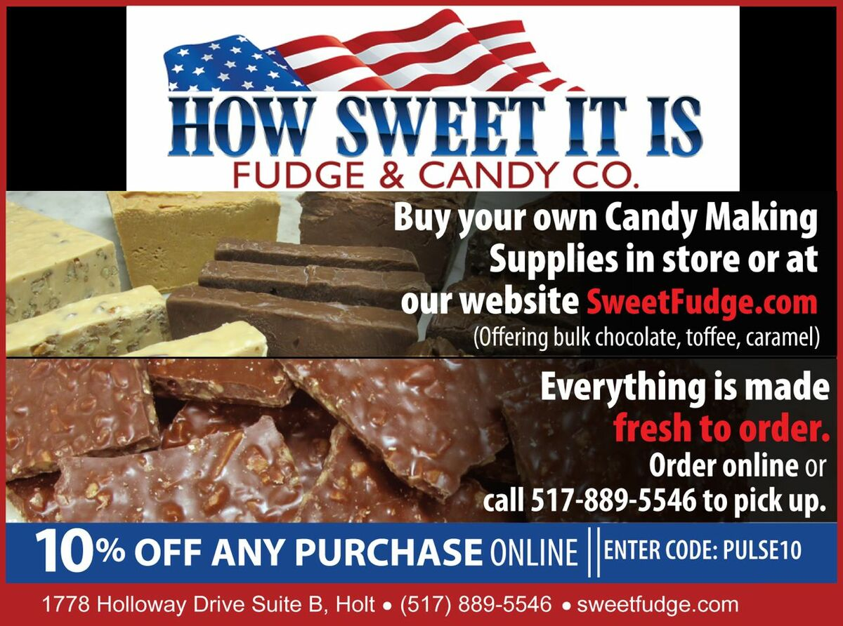 How Sweet It Is Fudge and Candy Co!