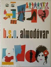 Pedro Almodovar Deluxe Box Set. New. Still Sealed!