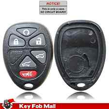 New Key Fob Remote Shell Case For a 2007 Cadillac Escalade w/ 6 Buttons
