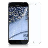 Panzer Glasfolie Samsung Galaxy A5 2017 Display Schutz Folie Glass Full Screen