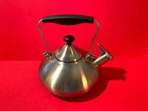 Chantal 18/8 Stainless Steel Whistling Tea Kettle 1.8 Quart