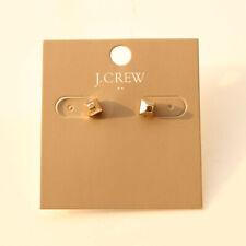 New Jcrew Geometric Stud Earrings Best Gift Fashion Women Party Holiday Jewelry