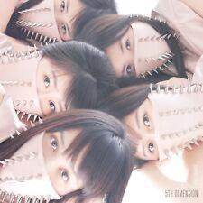 MOMOIRO CLOVER Z - 5TH DIMENSION  CD NEW!