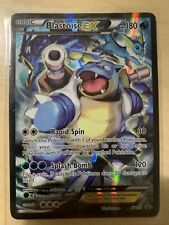 Pokemon Blastoisr EX XY122 Promo LP