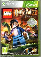 LEGO Harry Potter      Years  5-7  'New & Sealed' *XBOX 360*