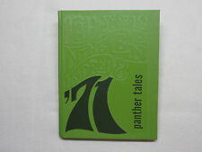 1971 BIRCH RUN HIGH SCHOOL YEARBOOK BIRCH RUN MI